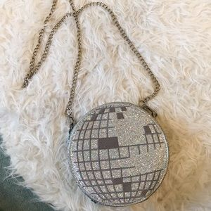 Disco Ball Cross Body Purse